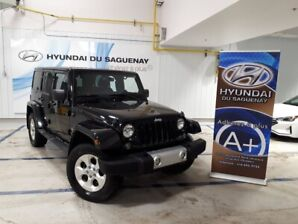 2014 Jeep WRANGLER UNLIMITED SAHARA SAHARA/4X4