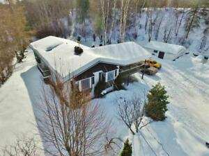 951 NORTH FRASER DRIVE Quesnel, British Columbia