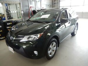 2013 Toyota RAV4 XLE Rare green