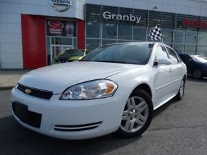 2011 Chevrolet Impala LT/EXCELLENTE CONDITION/JANTES EN ALLIAGE