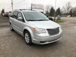 2008 Chrysler Town & Country TOURING *NAV *LEATHER