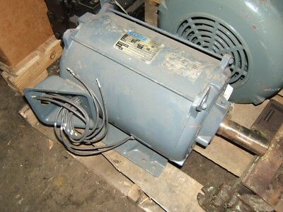 30hp Electric Motor - 286t 230460v - Magnetek - Exlnt