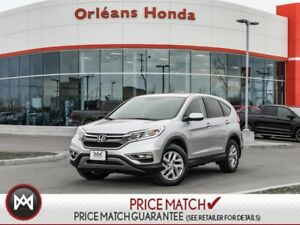 2016 Honda CR-V EX-L LEATHER ROOF AWD LOADED NO ACCIDENTS WITH L
