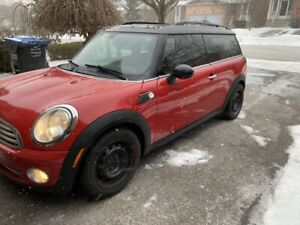 Mini  clubman full options