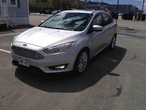 2015 Ford Focus Titanium