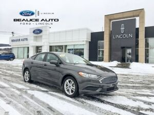 2018 Ford Fusion SE / 2.5L / BLUETOOTH / CAMÉRA RECUL