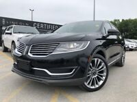 2016 Lincoln MKX Reserve BLUETOOTH|ADAPTIVE CRUISE|SUNROOF|HE... Barrie Ontario Preview