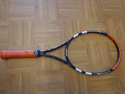 Babolat Pure Storm 2008 Midplus 98 head 4 3/8 grip Tennis Racquet, used for sale  USA