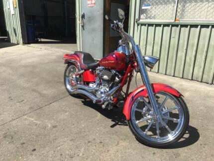 2007 CVO 110 CI Harley Davidson