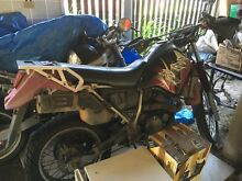 SV650 + KLR650 (and complete spare) Woolloongabba Brisbane South West Preview