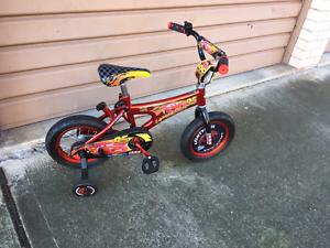30 cm bike - lighting mcqueen Canterbury Canterbury Area Preview