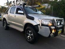 2009 Toyota Hilux SR-5 4x4 automatic dual cab Ute Cardiff Lake Macquarie Area Preview