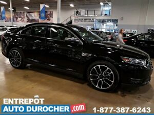 2017 Ford Taurus Limited 4X4  NAVIGATION - Toit Ouvrant - A/C -