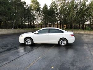 2016 Toyota CAMRY LE FWD