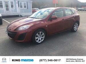 2010 Mazda Mazda3 Sport GX! CRUISE CONTROL! A/C! ONE OWNER! POWE