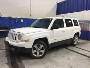 2013 Jeep Patriot Limited Limited - LEATHER - NAVIGATION - HEATE