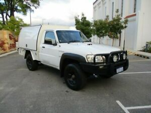 2010 NISSAN PATROL 3.0L TURBO DIESEL 4X4 MANUAL FINANCE FROM $105 P/W T.A.P. Victoria Park Victoria Park Area Preview