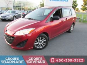 2013 Mazda Mazda5 GS+BLUETOOTH+CRUISE CONTROLE+MAGS+BAS MILAGE