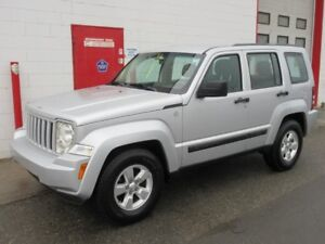 2011 Jeep Liberty Sport ~ 138,000kms ~ 3.7 V6 ~ $10,999