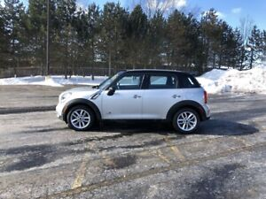 2014 MINI COOPER S COUNTRYMAN ALL4 AWD