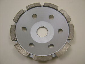 Diamond face grinding cup disc 115mm for surface grinding concrete, brick, stone