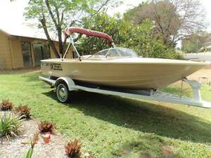 1974 Performance Craft Boss Ski Boat Blackwater Central Highlands Preview