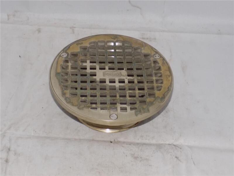 """Zurn 6"""" Floor Drain Strainer ZW01/07-09-1 33161-002"""