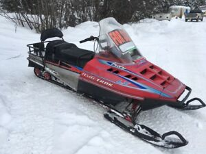 1994 Polaris 500lc long /wide track