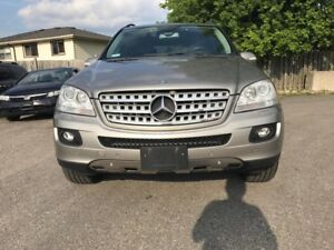 2006 Mercedes-Benz ML500 ML500