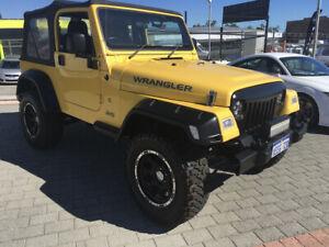 2004 Jeep Wrangler SPORT (4x4) AUTO AUTO FREE 15 MONTH WARRANTY