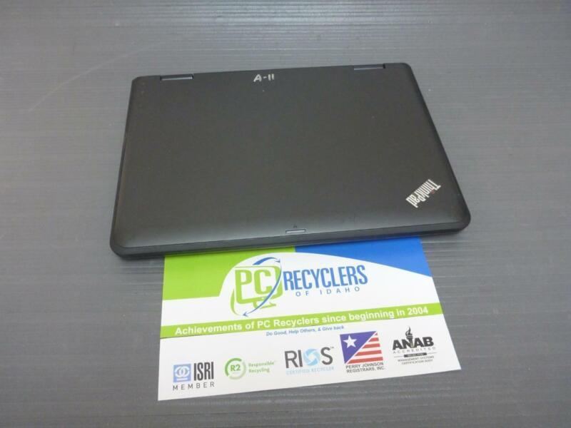 Lenovo ThinkPad Yoga 11e Celeron-N2930@1.83GHz (QUAD) 4GB RAM 128SSD TOUCH #758