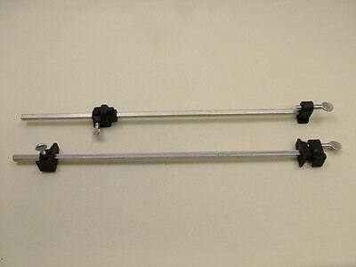Sash Bar (Mini sash clamps cramps bar clamps 300mm, pair, new British made, crafts,framing)