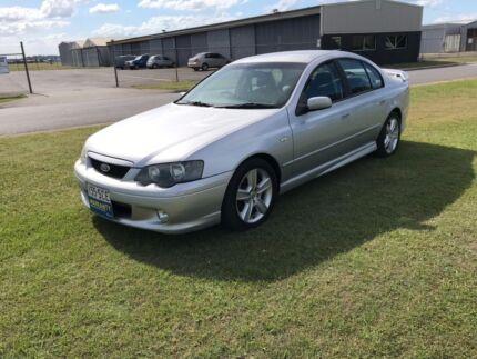 2003 Ford Falcon XR6 Auto (1Year Free Warranty) Archerfield Brisbane South West Preview