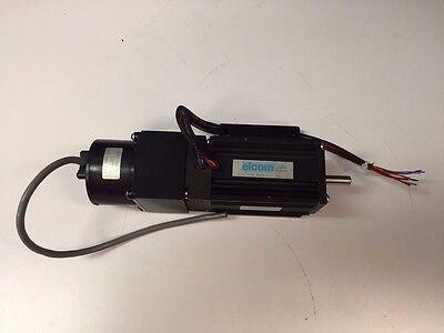 Elcom Dc Servo With Bei Optical Encoder Attached