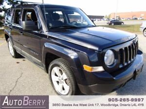 2011 Jeep Patriot North 4WD 5 Speed *** CERTIFIED *** $4,888