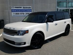 2016 Ford Flex SEL AWD  GPS TOIT PANORAMIQUE LOOK LIMITED