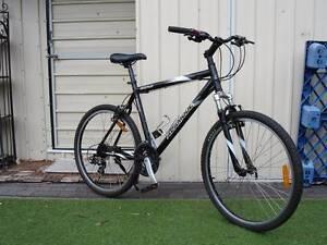 Aluminium Black Mountain Bike Kingsford Eastern Suburbs Preview