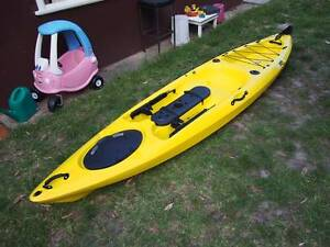 Fishing Kayak - Glide Yellow Pro Anglesea Surf Coast Preview