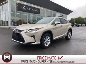 2016 Lexus RX 350 ONE OWNER! GREAT CONDITION! LOW KM'S!