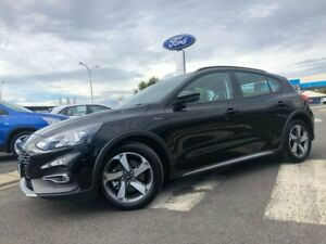 2019 Ford Focus SA 2019.75MY Active Black 8 Speed Automatic Hatchback Kilmore Mitchell Area Preview