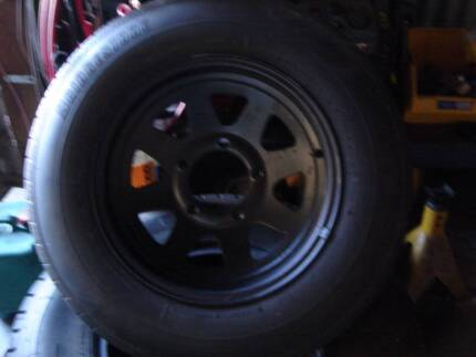 Rims and Tyres to suit Suzuki