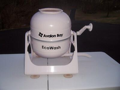 Portable Hand-operated Mini Washing Machine Spin Dryer for Camping Travelling US