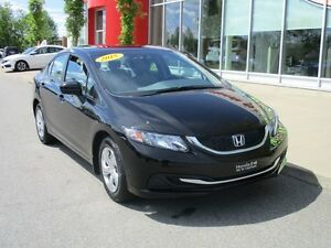 2015 Honda Civic Sedan LX MANUELLE