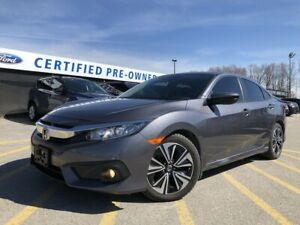 2016 Honda Civic EX-T REMOTE START|HEATED SEATS|BLUETOOTH