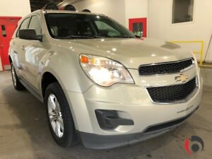 2011 Chevrolet Equinox LS - LIQUIDATION - AWD - HITCH - DÉMARREU