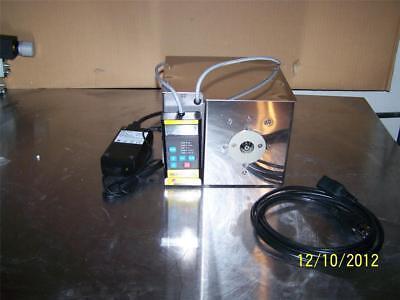 Cole Parmer Ismatec 78005-20 Sackable Programmable Drive 2 To 200 Rpm