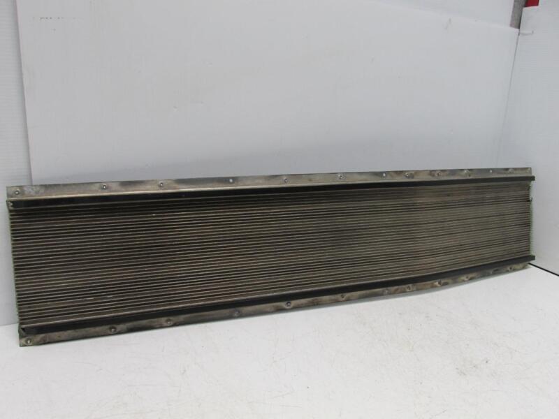 SKIDOO MXZ 1000 MACH Z 1000 05-07 REAR TUNNEL COOLING RADIATOR 518324242