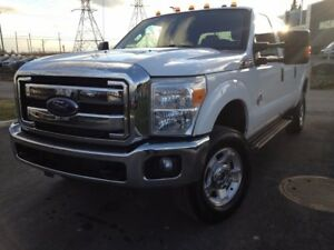 2015 Ford Super Duty F-250 SRW XLT / 6.7L / 150$ par semaine Sno