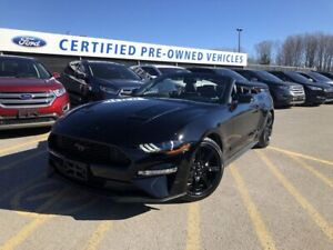 2018 Ford Mustang EcoBoost Premium CONVERTIBLE|SYNC 3|REVRESE...