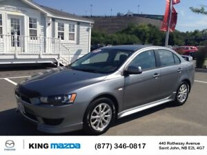 2012 Mitsubishi Lancer SE-AWC $127 B/W LOW KMS..ALL WHEEL DRIVE.